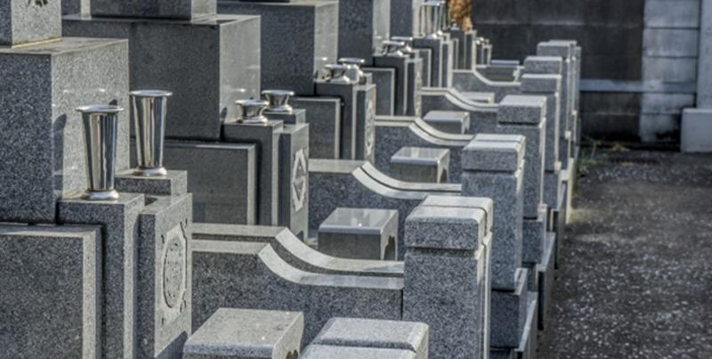 終活の墓、仏壇イメージ