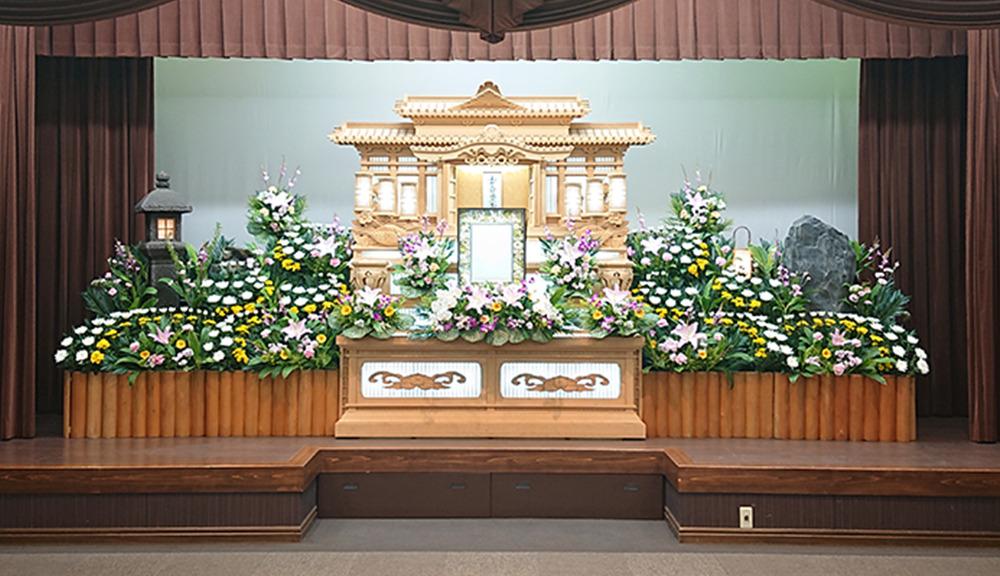 家族葬スタンダードプランイメージ画像