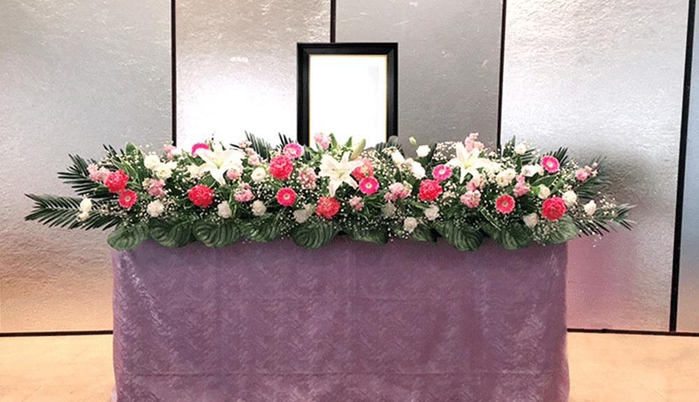 家族葬シンプルプランイメージ画像