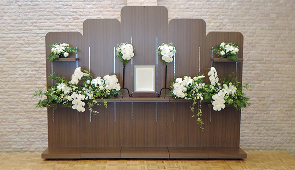 一般葬シンプルプランイメージ画像